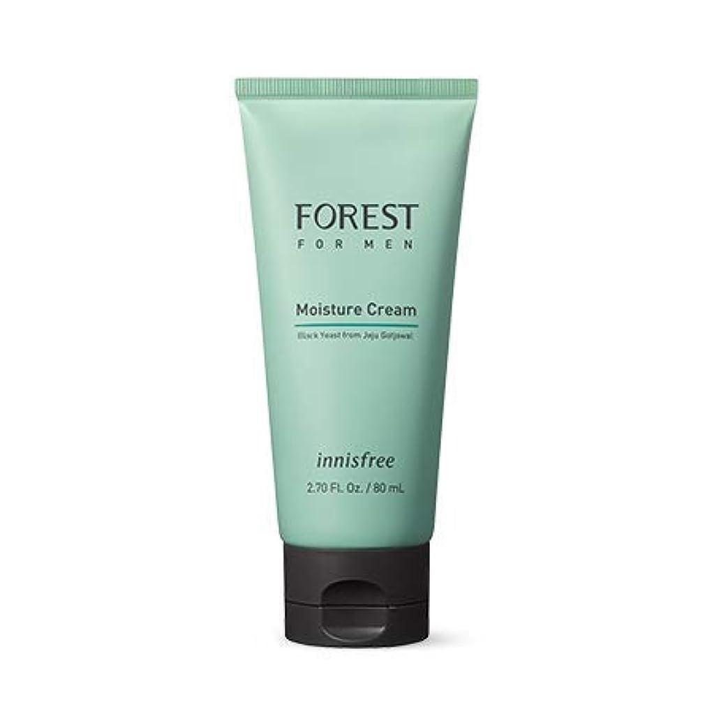 道徳の論理ジェスチャー[イニスフリー]フォレストフォアマンモイスチャークリーム80mL(2019.05新製品)/ Forest for Men Moisture Cream