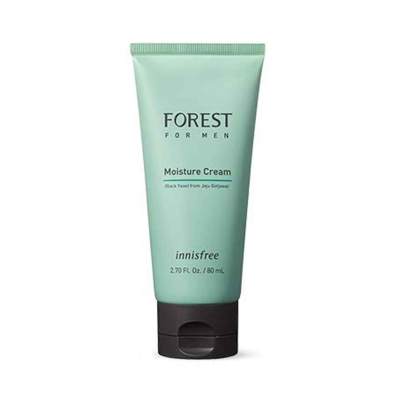 放送インテリアサミット[イニスフリー]フォレストフォアマンモイスチャークリーム80mL(2019.05新製品)/ Forest for Men Moisture Cream