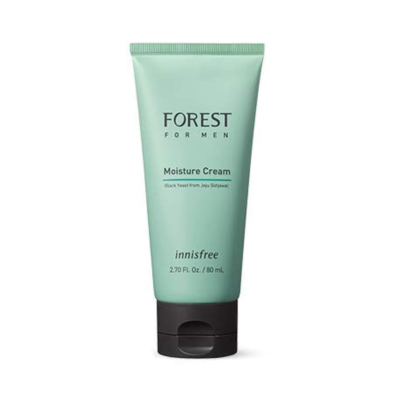 クロニクルテーマ悲しみ[イニスフリー]フォレストフォアマンモイスチャークリーム80mL(2019.05新製品)/ Forest for Men Moisture Cream