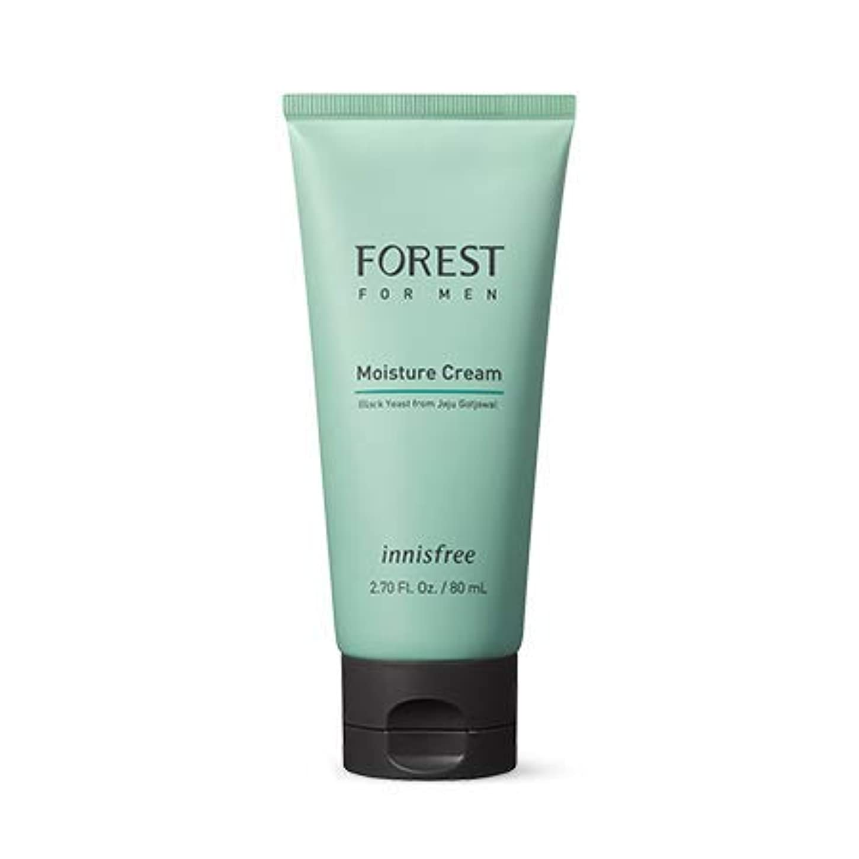 不足服を着る社会[イニスフリー]フォレストフォアマンモイスチャークリーム80mL(2019.05新製品)/ Forest for Men Moisture Cream