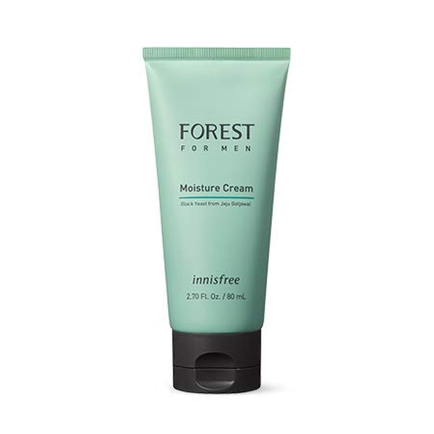 温室量反毒[イニスフリー]フォレストフォアマンモイスチャークリーム80mL(2019.05新製品)/ Forest for Men Moisture Cream