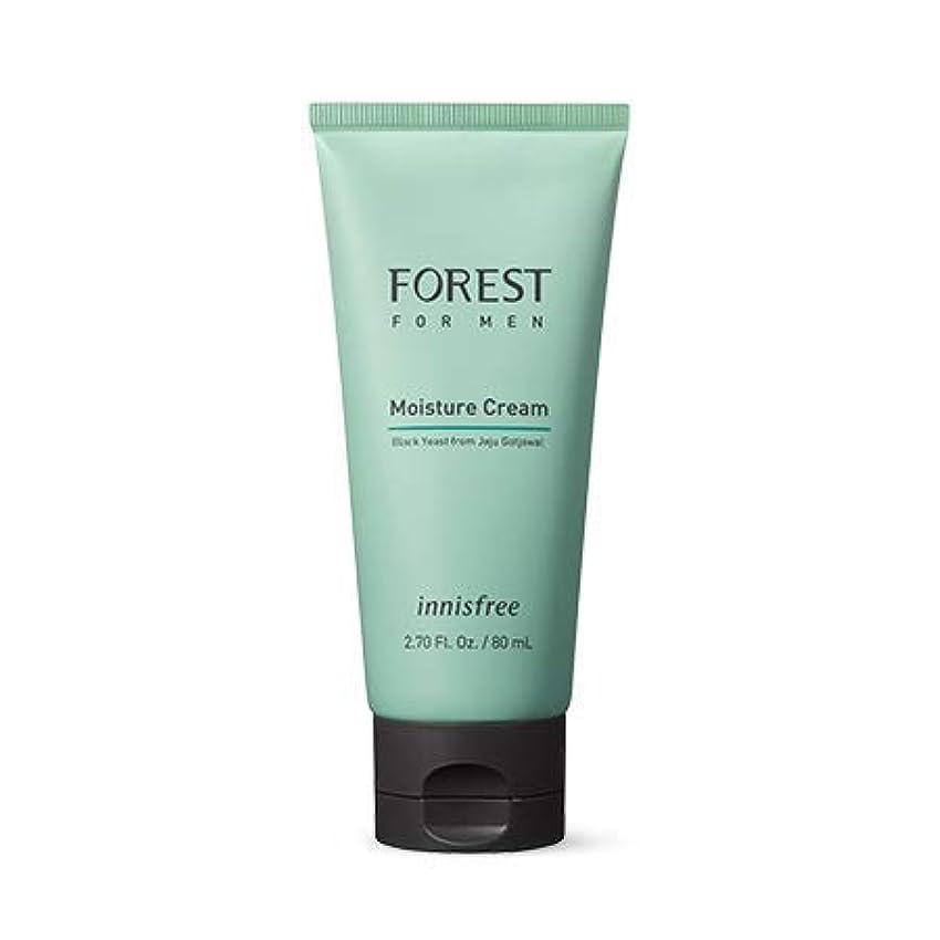 盲信排他的コールド[イニスフリー]フォレストフォアマンモイスチャークリーム80mL(2019.05新製品)/ Forest for Men Moisture Cream