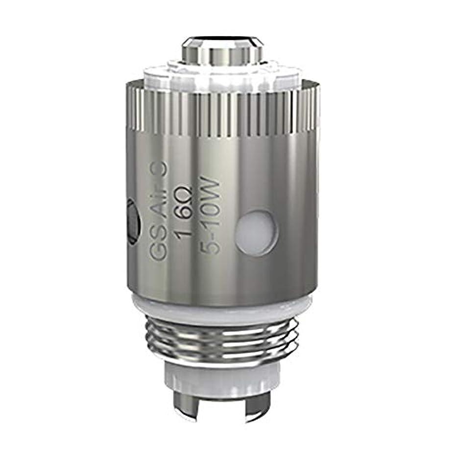 薄いコロニアル圧縮する電子タバコ 交換コイル [MTL] Eleaf GS Air S 1.6 ohm head【Eleaf iTap用 1.6Ωコイル】5個セット