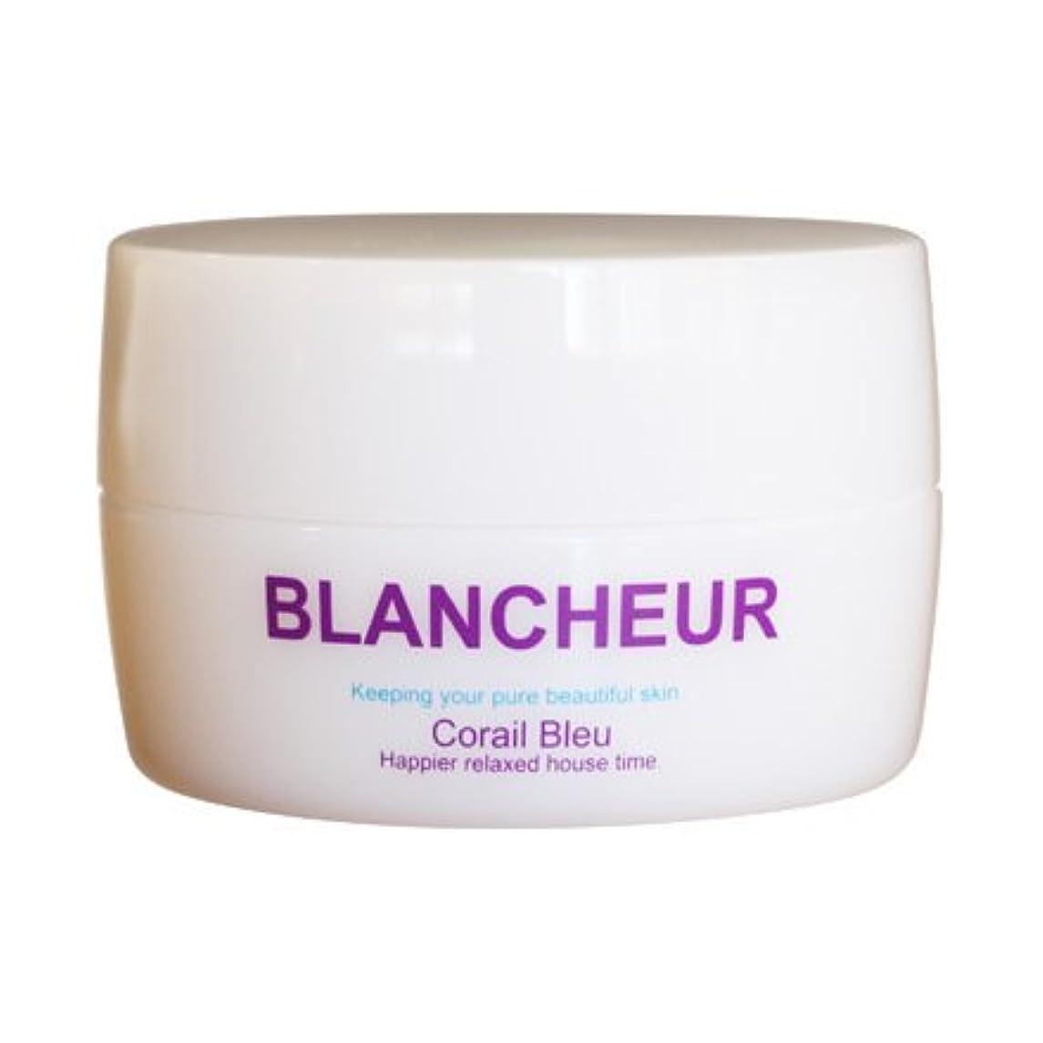 無能あたたかい注目すべき有限会社エムエスエー Blancheur 美白ゲルクリーム 60g 医薬部外品
