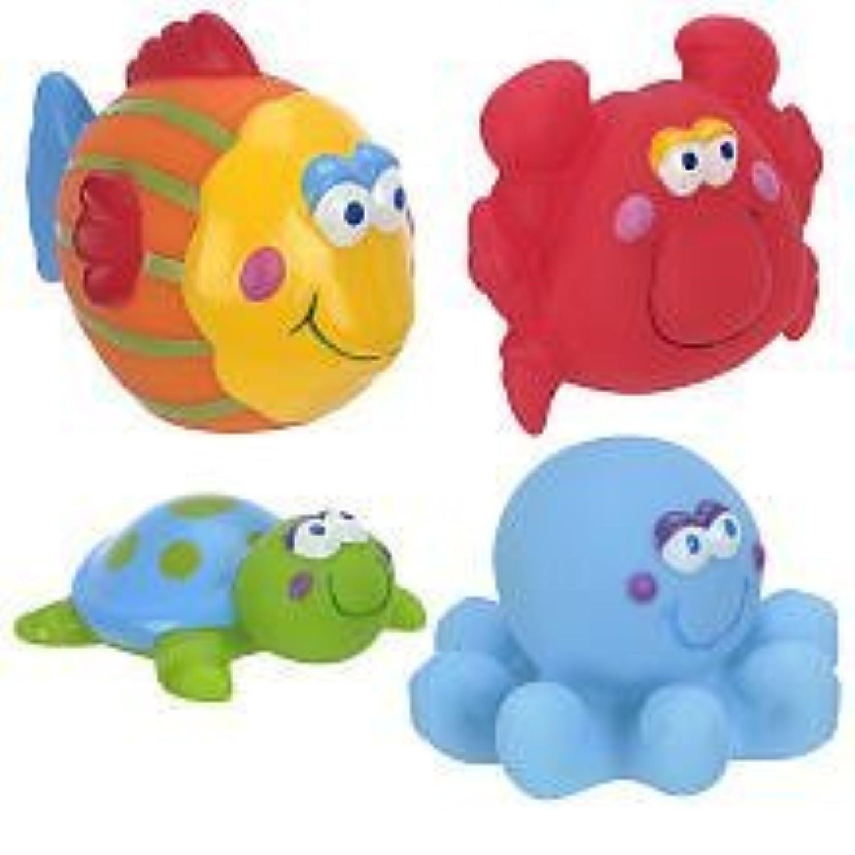 Babies R Us Under the Sea Bath Squirtees by Babies R Us [並行輸入品]