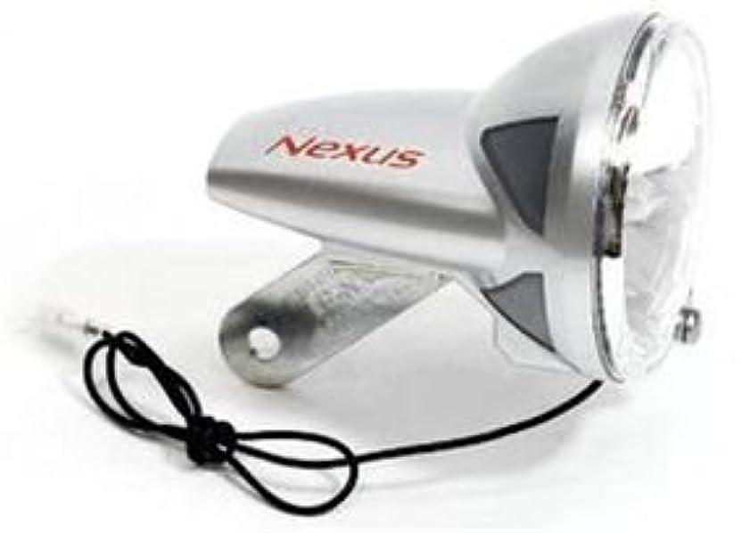 寝る堀製造業シマノ LP-NX30 オートライトシルバー1灯