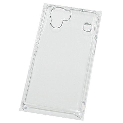 102SH AQUOS PHONE アクオスフォ ケース カバー クリア 透明 無地ケース デコベース カバー ジャケット スマホケース softbank