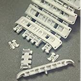 ドイツ ドラゴン マウス用履帯 パチパチキット 1/35レジン改造キット  German Maus Tracks  1/35 Resin cast Conversion kit