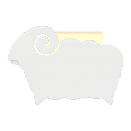 セキセイ ペニンシュラ アニマルスタンド ヒツジ ホワイト PN-1015