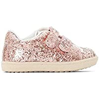 La Redoute Collections Girls Sparkly Low Top Trainers