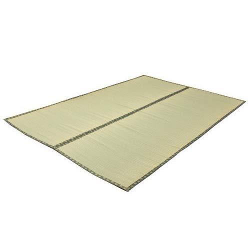 国産い草上敷きカーペット『 松 』サイズ:江戸間1畳(88×176cm)(#1103231) イ草 敷き詰め ござ 茣蓙 ゴザ 節電 畳 たたみ いぐさ