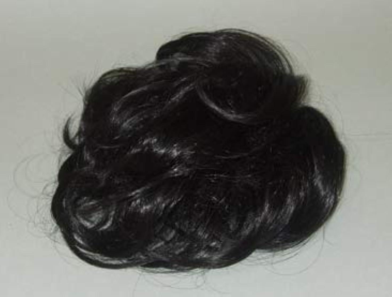 口径スケッチ栄光富士パックス販売 ボンヘアー BON HAIR (ボリュームアップタイプ) ブラック