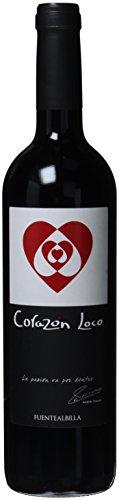 ボデガ・イニエスタ・コラソン・ロコ・ティント [ 2015 赤ワイン フルボディ スペイン 750ml ]