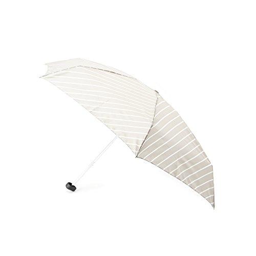 (グローブ) grove 【WEB限定】バッグ付き晴雨兼用折り畳み傘 76941902 00 グレー(312)