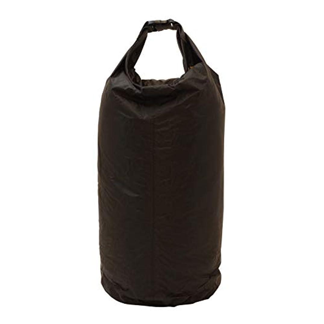 陸軍親ペンススタッフバッグ/Stuff Bag 8L【ブラック】 GB212-BL