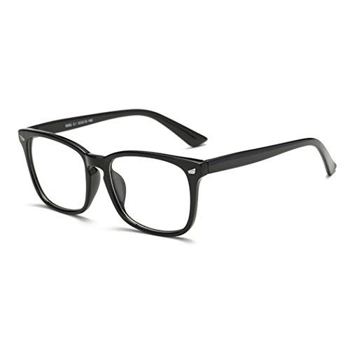 UNI-VERSE PCメガネ ブルーライトカット 眼鏡 眼精疲労や視力保護に パソコン スマホ 用 メガネ 男女兼用