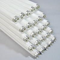 東芝 25本セット 色評価用蛍光ランプ 直管 ラピッドスタータ形 40W 昼白色 高演色形 演色AAA FLR40S・N-EDL/M_set