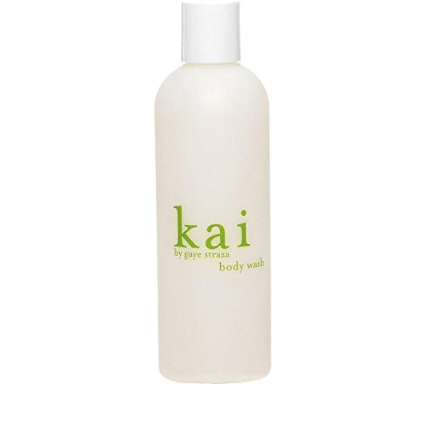 不当旅行者ビンゲイ?ストラザ会ボディウォッシュ235ミリリットルによって会 x2 - Kai by Gaye Straza Kai Body Wash 235ml (Pack of 2) [並行輸入品]
