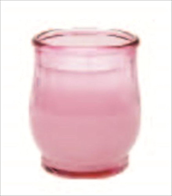 のため南極六月カメヤマキャンドル(kameyama candle) ポシェ 「 ピンク 」