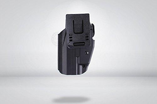 サファリランドタイプ 579 GLS マルチフィットホルスター BK ハイキャパ対応可
