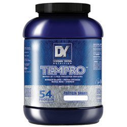 Dorian Yates Tempro (Protein) - Strawberry Ice Cream 5lb New Formula by Dorian Yates