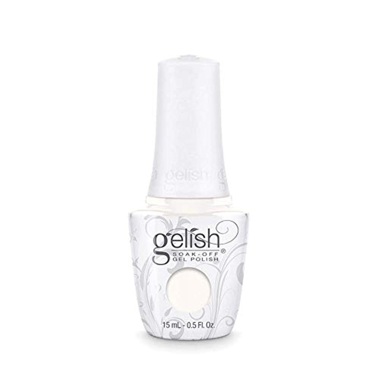 ドアミラーストレージ九時四十五分Harmony Gelish Gel Polish - Sheek White - 0.5oz / 15ml