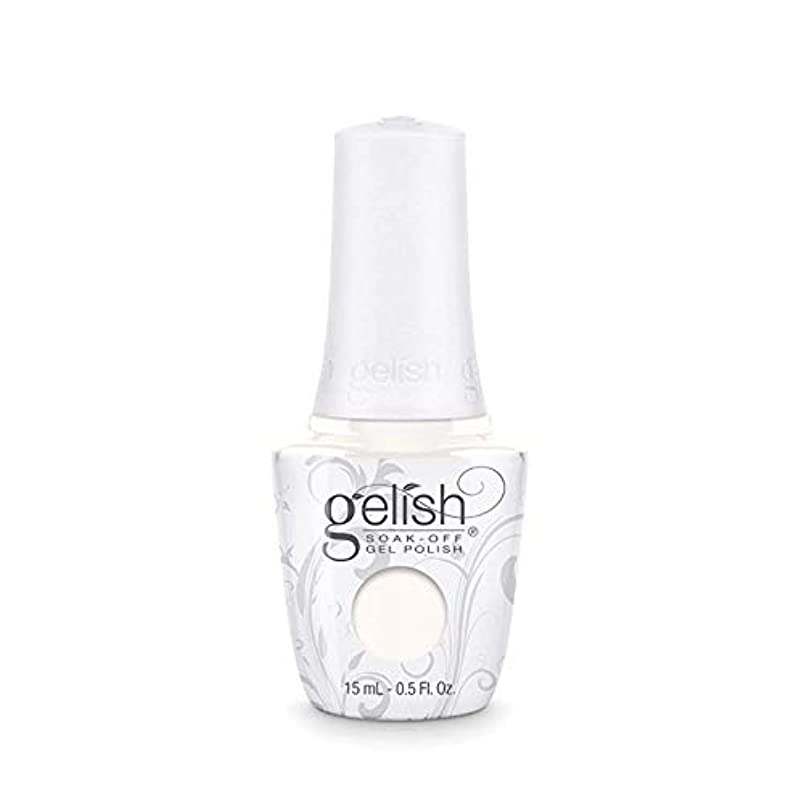 成長失速飲料Harmony Gelish Gel Polish - Sheek White - 0.5oz / 15ml