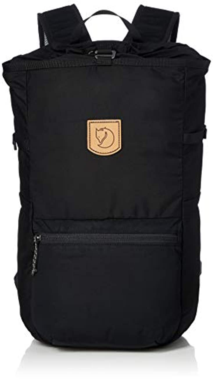 ブルームすごい母音[フェールラーベン] Amazon公式 正規品 リュック G-1000素材使用 High Coast 24 容量:24L 27121 Black