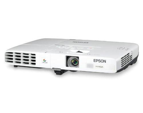 EPSON プロジェクター EB-1760W 2600lm WXGA 1.7kg