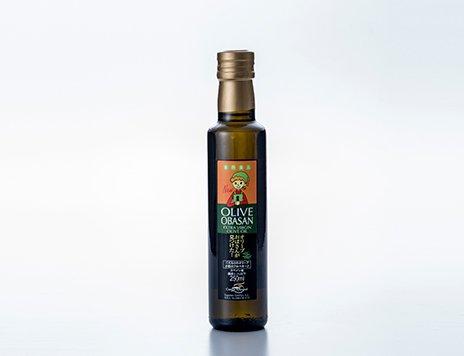オリーブおばさん アルベキーナ種 エキストラバージンオリーブオイル 酸度0.3%以下 250ml (スペイン産)