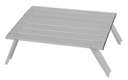 キャプテンスタッグ ロースタイルアルミロールテーブル UC-501