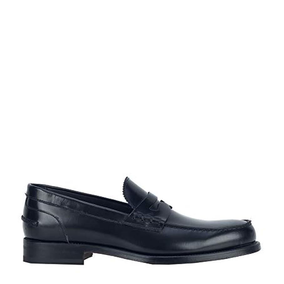 ギャロップ対応ぐるぐるJ.Wilton メンズ 2603256DOVER ブラック 革 布鞋