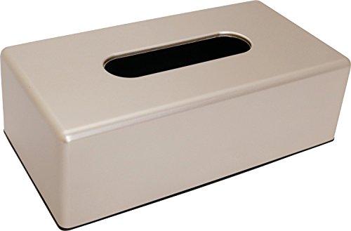 RoomClip商品情報 - いけだ ティッシュケース おしゃれな ティッシュボックス シルバー 99063