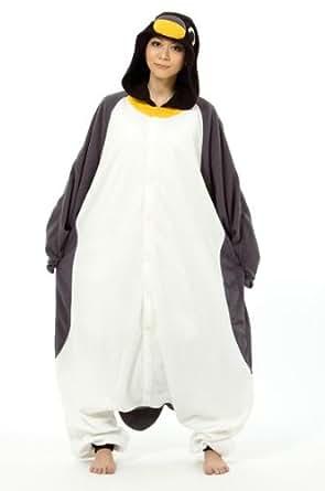 ペンギン 着ぐるみ コスチューム 男女共用 フリーサイズ