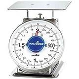 ( お徳用 2セット ) 高森コーキ ステンレス製上皿自動はかり2kg SA-2S