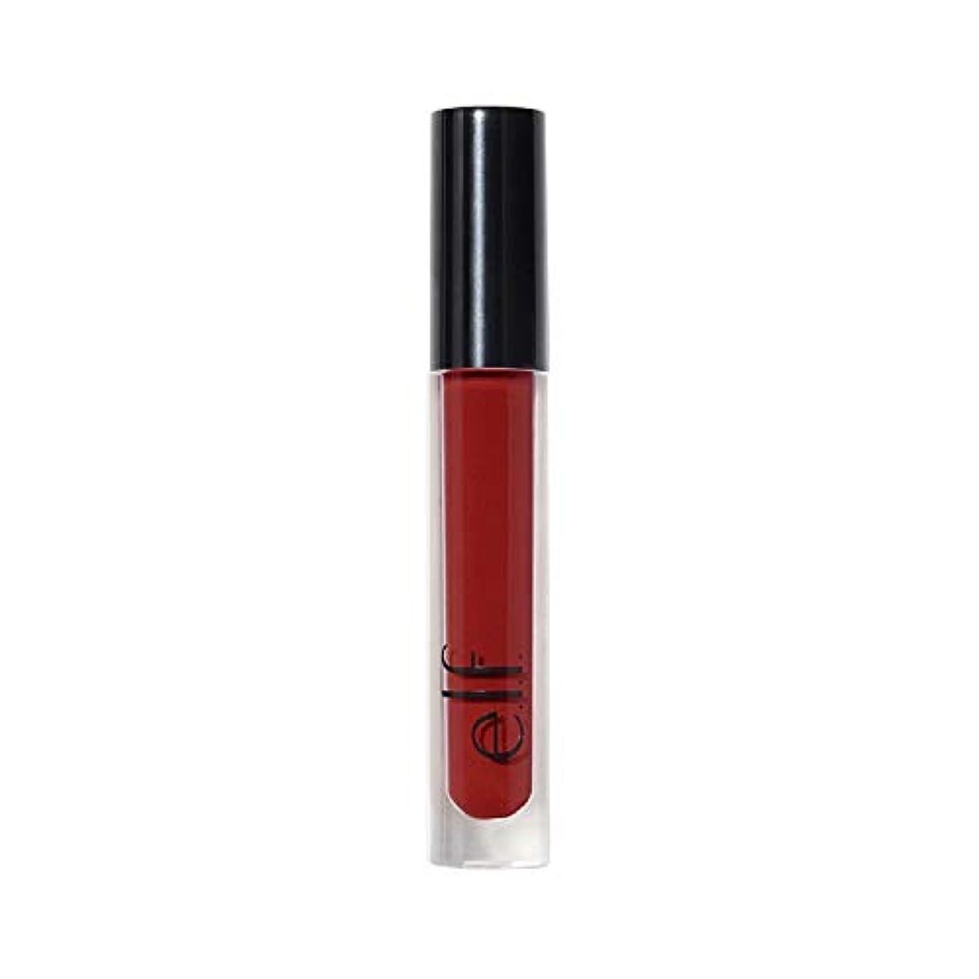 つかまえる遺伝子使用法e.l.f. Liquid Matte Lipstick - Red Vixen (並行輸入品)