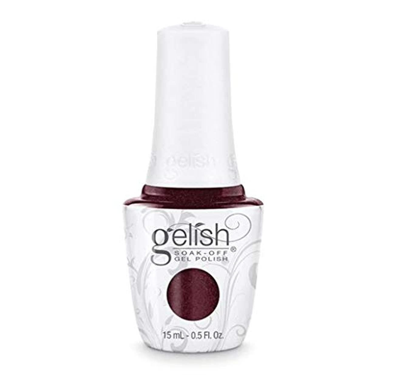 酔った練るミンチHarmony Gelish - Figure 8s & Heartbreaks - 15ml / 0.5oz
