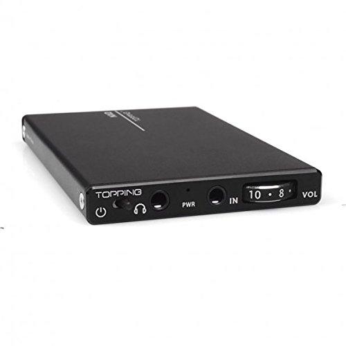 Topping NX2 USB-DAC 超薄ポータブルヘッドホンアンプ