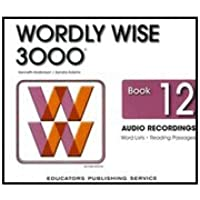 Wordly Wise 3000 Audio CDs - Book 12 2nd Edition (Wordly Wise 3000 2nd Edition)