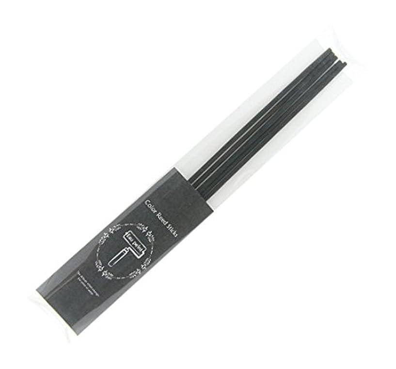 傑作修羅場取得するEau peint mais+ カラースティック リードディフューザー用スティック 5本入 ブラック Black オーペイント マイス