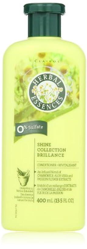嵐のうまくいけば予定Herbal Essences コレクションコンディショナー13.5液量オンスシャイン