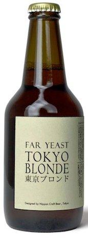 【東京ビール】FAR TEAST 東京ブロンド 330ml