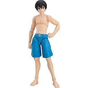 figma 水着男性body [リョウ] ノンスケール ABS&PVC製 塗装済み可動フィギュア