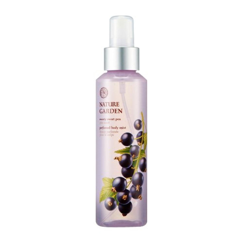 柱お酒暖かくTHE FACE SHOP NATURE GARDEN (Sweety Sweet Pea) Perfume Body Mist 155ml / ザ?フェイスショップ ネイチャーガーデン パフューム ボディミスト [並行輸入品]