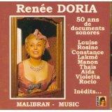 Renee Doria 50 Years of Recordings