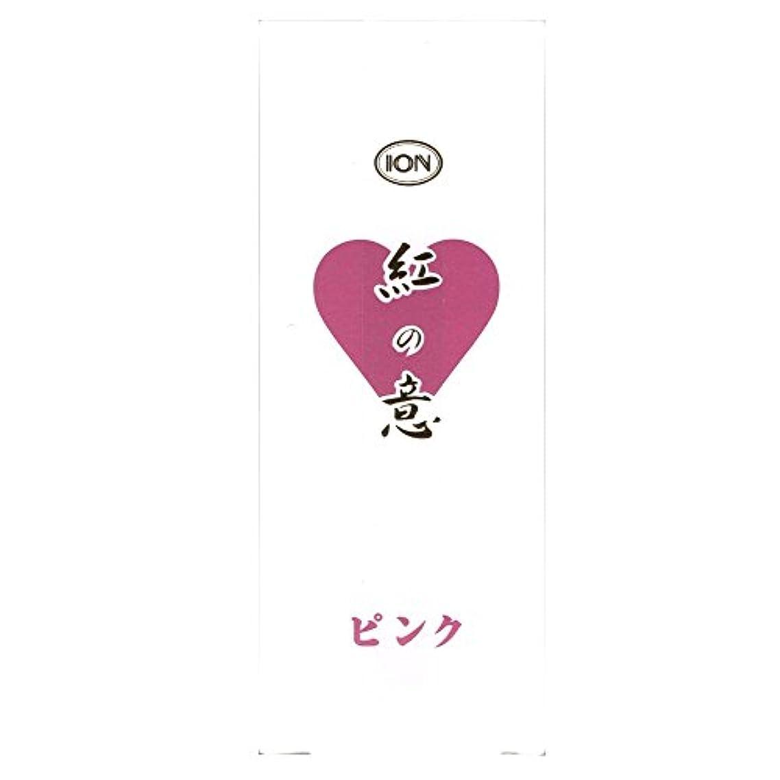 登る早熟地域のイオン化粧品 イオンカラークリーム (ピンク)