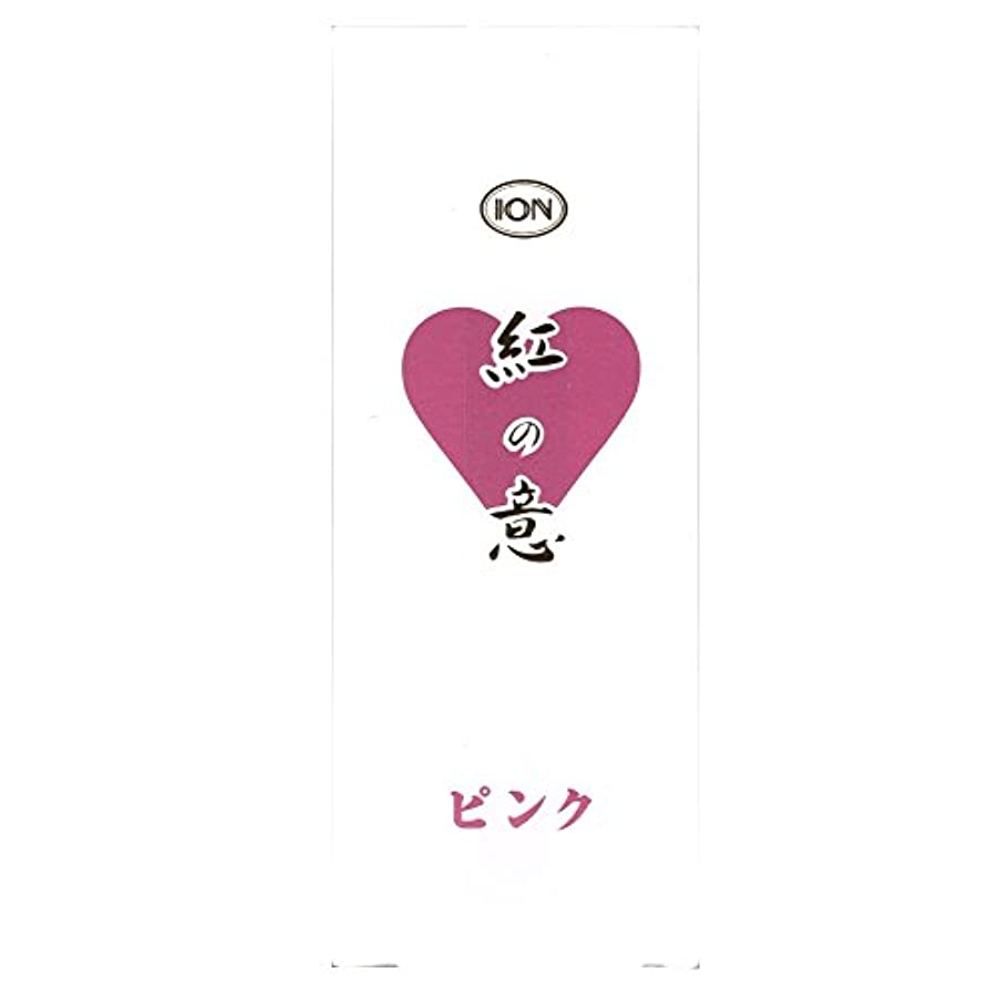 アイロニーイサカ亜熱帯イオン化粧品 イオンカラークリーム (ピンク)
