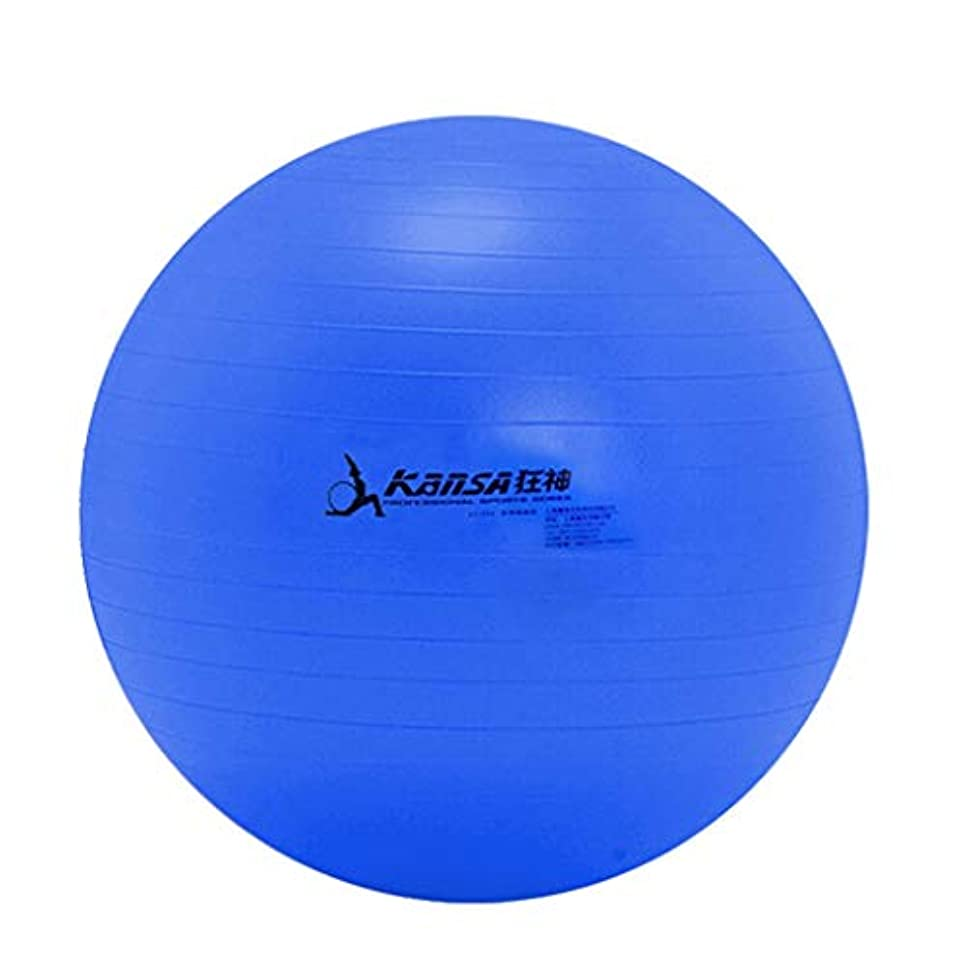 まろやかなレクリエーション受動的ヨガボールフィットネスボール肥厚防爆減量バランス子供妊娠中の出産助産師ボール