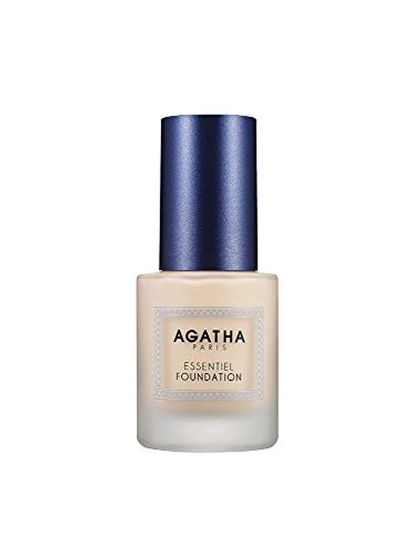 AGATHA(アガタ) エサンシエル ファンデーション SPF35 / PA++ 30g (21号 ライト)