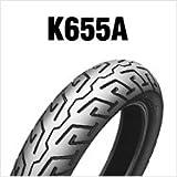 DUNLOP(ダンロップ)バイクタイヤ K655 フロント 110/80-16 M/C 55S チューブレスタイプ(TL) 224125 二輪 オートバイ用